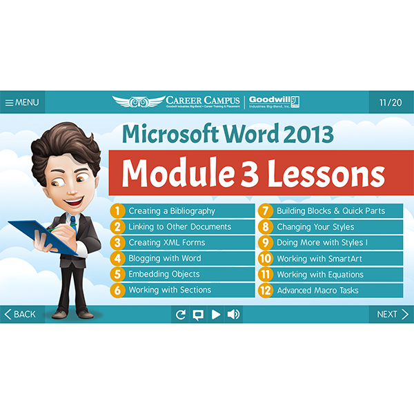 2013 Word - Mod 3 - Lesson 1 - Outline