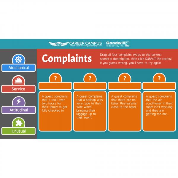 exercise complaints image