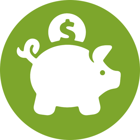 goodCents piggy bank image