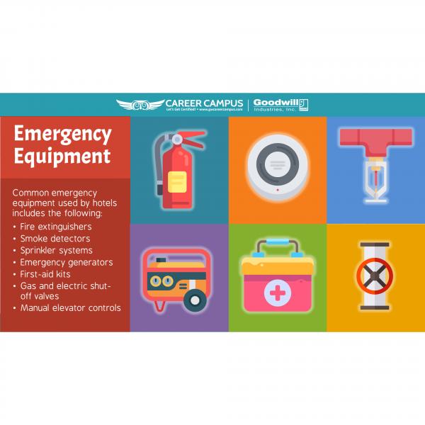 emergency equipment image