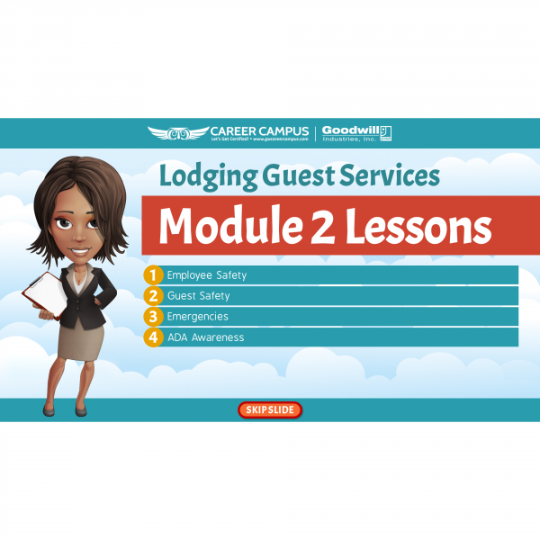 module 2 lodging image guest services