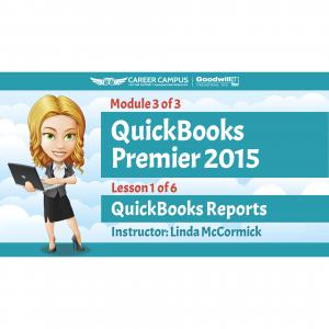 reports quick books