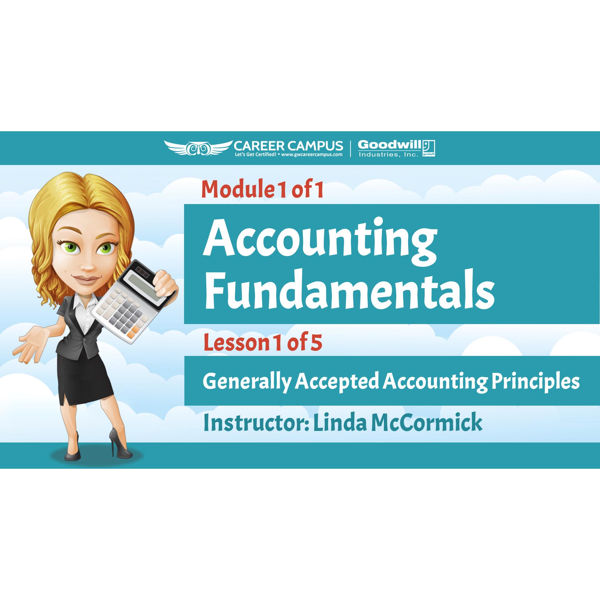 accounting fundamentals principles image